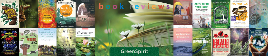 GreenSpirit Book Reviews Logo